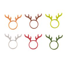 Reinbeer Bottle Neck Markers (Set of 6)