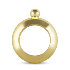 Charade: Gold Bracelet Flask by Blush
