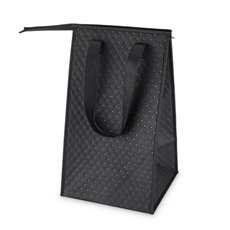 Nomad 4-Bottle Insulated Tote in Black