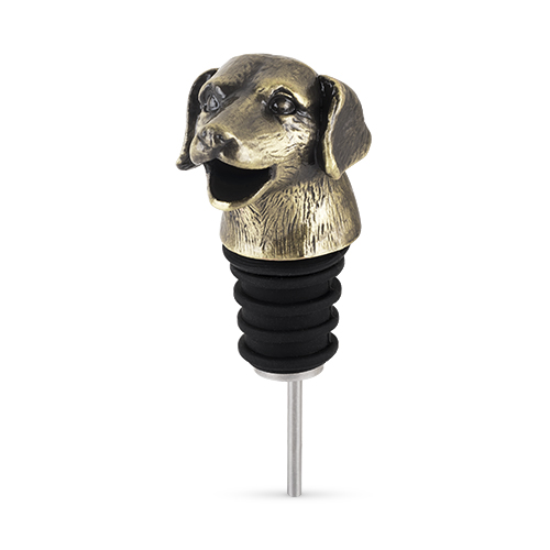 Dog Pourer and Stopper by Foster and Rye