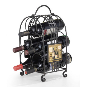 Chateau Wine-Bottle Holder