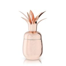 Summit: Copper Pineapple Cocktail Shaker