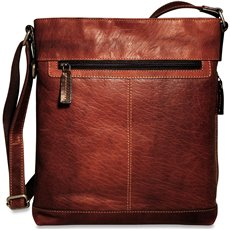 Voyager Small Messenger Bag, Brown