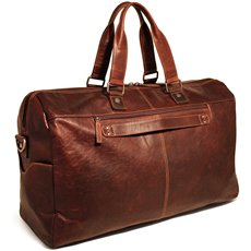 Voyager Duffle with Front Pockets