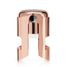Summit Copper Champagne Stopper by Viski