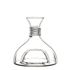 Spiegelau Red And White 1.0 L/35.3 Oz Decanter (Set Of 1)