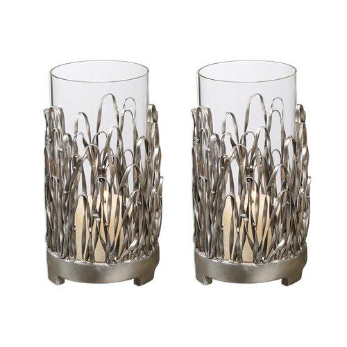 Uttermost Corbis Candleholders Set/2