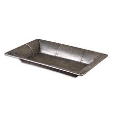 Uttermost Arya Studded Metal Tray