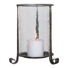 Uttermost Nicia Bronze Candleholder