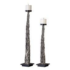 Uttermost Tegal Candleholders S/2