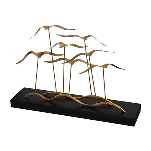 Uttermost Flock Of Seagulls Sculpture