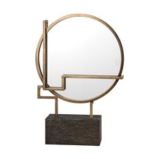Uttermost Della Table Mirror