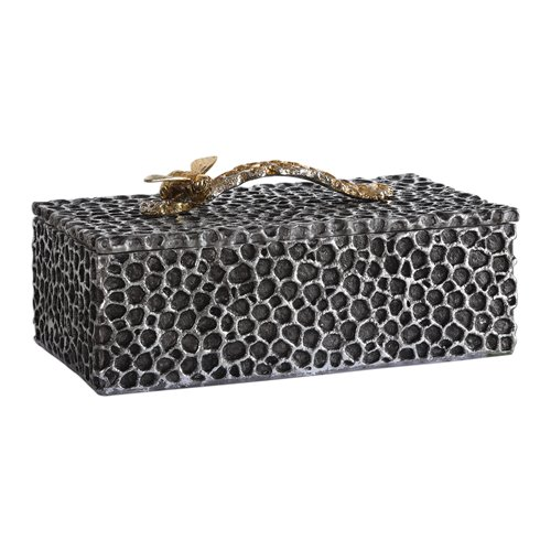 Uttermost Hive Aged Black Box