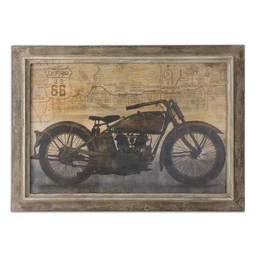 Uttermost Ride Framed Art