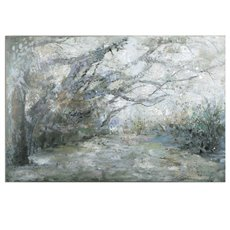 Uttermost Forest Lane Canvas Art