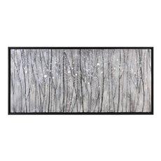 Uttermost Snowfall Modern Landscape Art