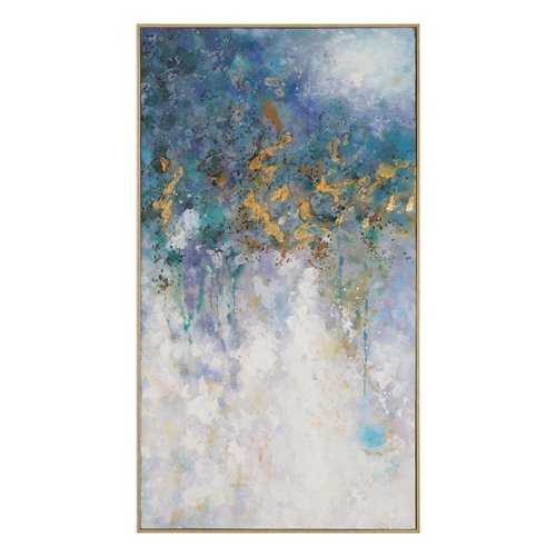 Uttermost Floating Abstract Art