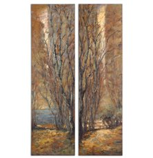 Uttermost Tree Panels Set/2
