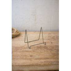 Wire Easel With Rawith Metal Finish - Small Set of 6
