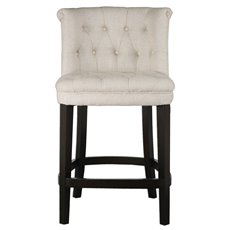 Uttermost Kavanagh Tufted Counter Stool