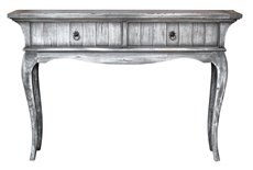 Uttermost Bernie Wooden Console Table