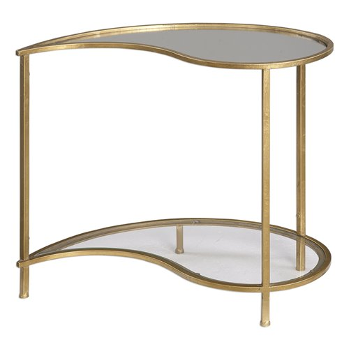 Uttermost Darcie Teardrop Bunching Side Table