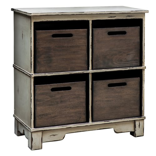 Uttermost Ardusin Gray Hobby Cupboard
