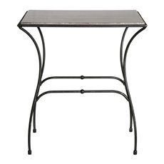 Uttermost Tamaya Marble Top Accent Table