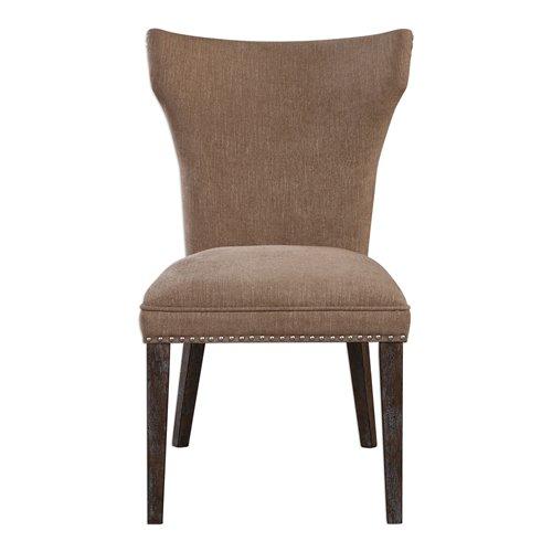 Uttermost Aaronus Armless Chair