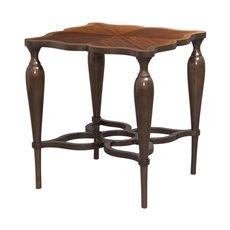 Uttermost Varatella Kara Wood Accent Table