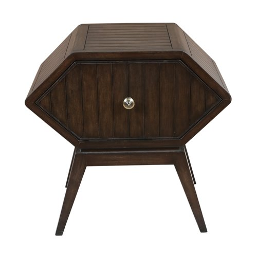 Uttermost Anapo Retro Accent Table