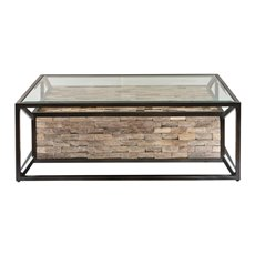 Uttermost Kono Reclaimed Teak Coffee Table