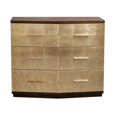 Uttermost Verdura Brushed Gold Accent Chest