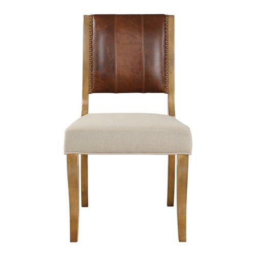 Uttermost Carson Armless Chair