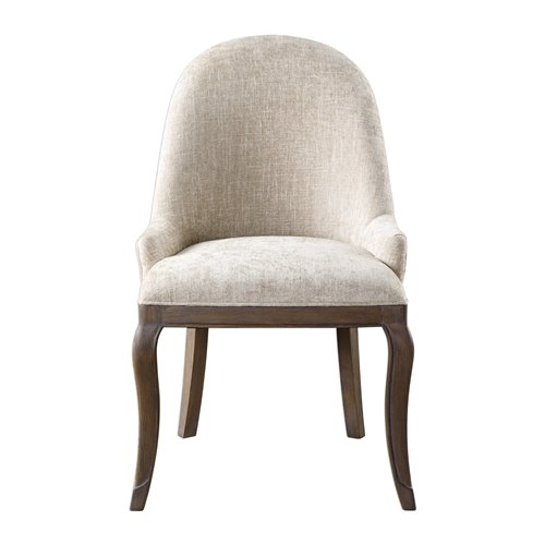 Uttermost Dariela Chenille Accent Chair