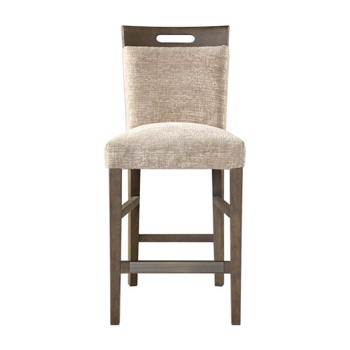 Uttermost Christelle Caramel Counter Stool
