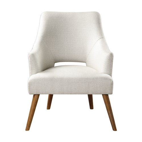 Uttermost Dree Retro Accent Chair