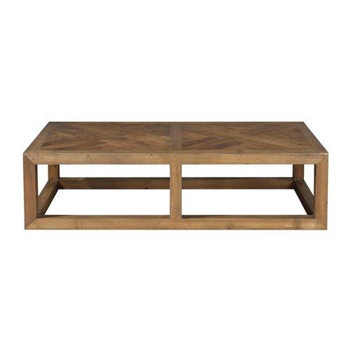 Uttermost Wyatt Wooden Coffee Table