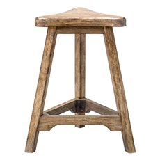Uttermost Luther Oak Counter Stool