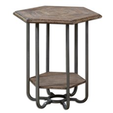 Uttermost Mayson Wooden Accent Table