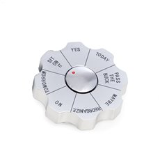 Spinner Decision Maker Paperweight