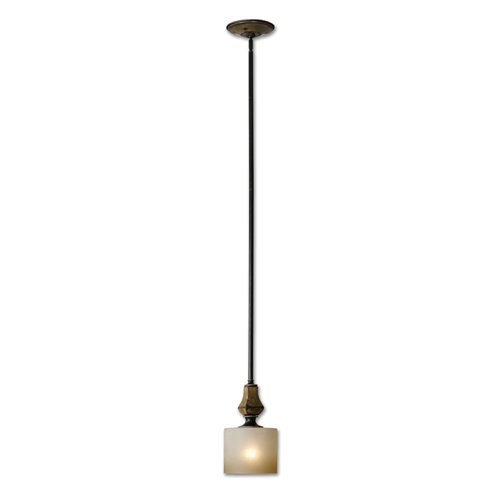 Uttermost Porano 1 Light Ceramic Mini Pendant