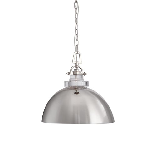 Uttermost Mantz 1 Light Urban Dome Pendant
