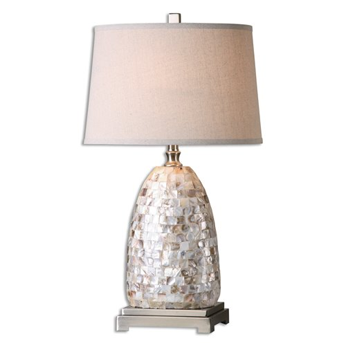 Uttermost Capurso Capiz Shell Table Lamp