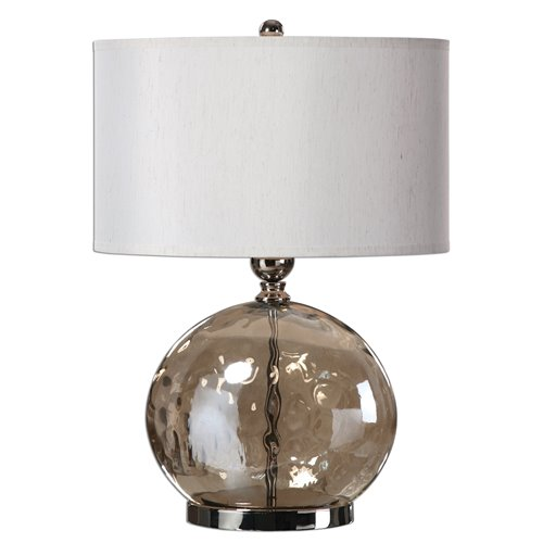 Uttermost Piadena Water Glass Lamp