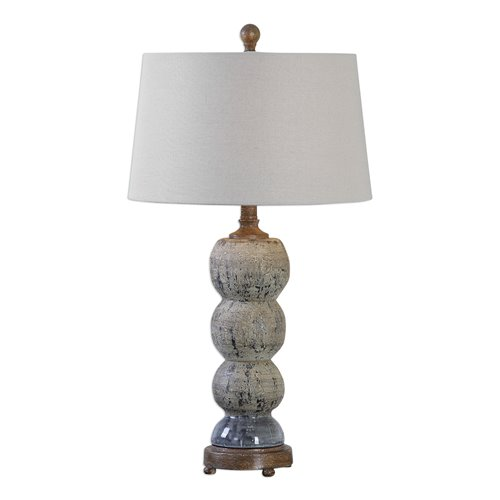 Uttermost Amelia Textured Ceramic Lamp
