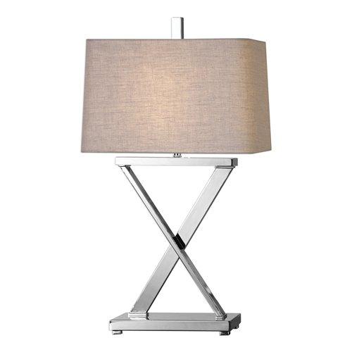 Uttermost Xavier Nickel Table Lamp