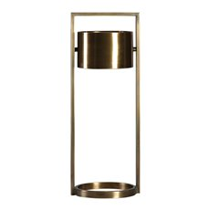 Uttermost Ilario Suspended Drum Shade Lamp