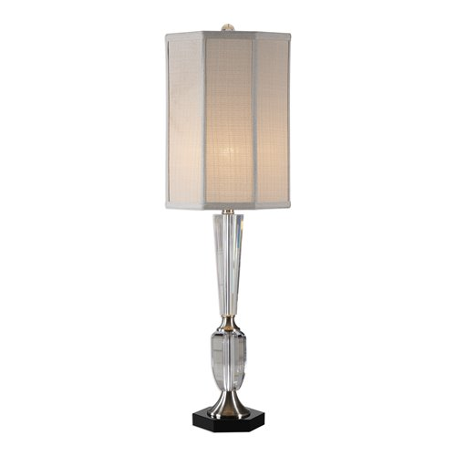 Uttermost Eliza Crystal Lamp