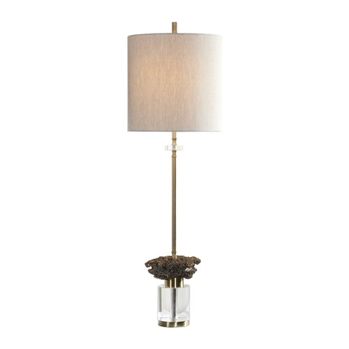 Uttermost Kiota Wasp's Nest Buffet Lamp